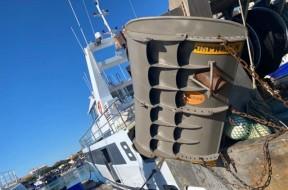 Bons résultats de pêche pour Juliarth 2 avec des panneaux Osprey