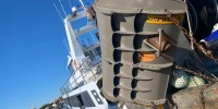 Good fishing results for Juliarth 2 with new Osprey doors