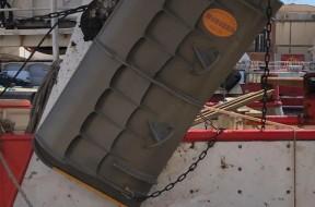 Osprey trawl doors prove popular in the Mediterranean
