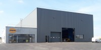 Morgère's new production facility now operational
